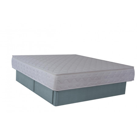Olympia Softside Waterbed Woven Denim