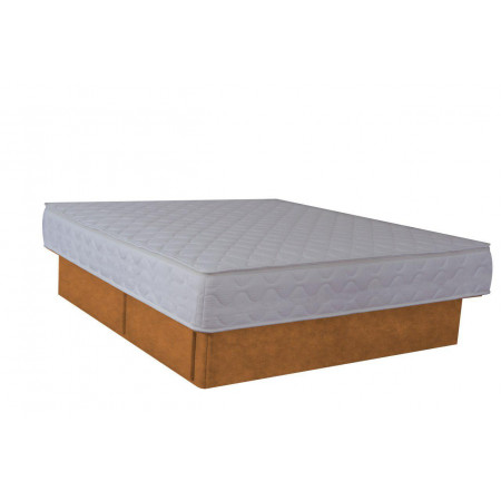 Olympia Softside Waterbed Hidestyle Tan