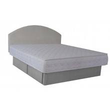Olympia Softside Waterbed Woven Ash