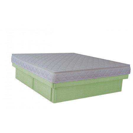 Olympia Deluxe Softside Waterbed Woven Duck Egg