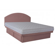 Olympia Deluxe Softside Waterbed Woven Grape