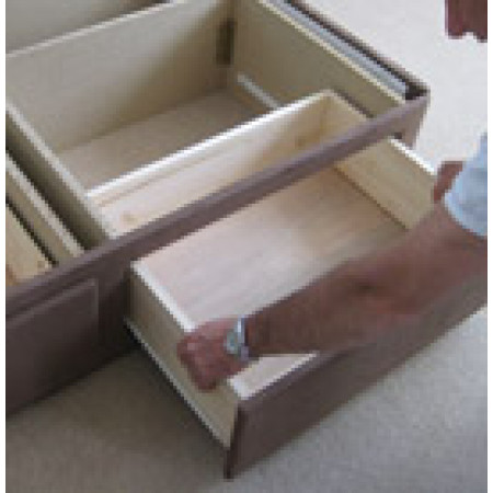 2 Drawer Base
